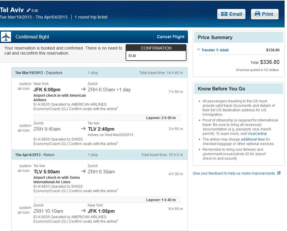 airline ticket prices essay